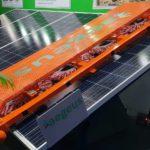 Unicorn Intelligent Water-Free Solar Panel Cleaning Robot